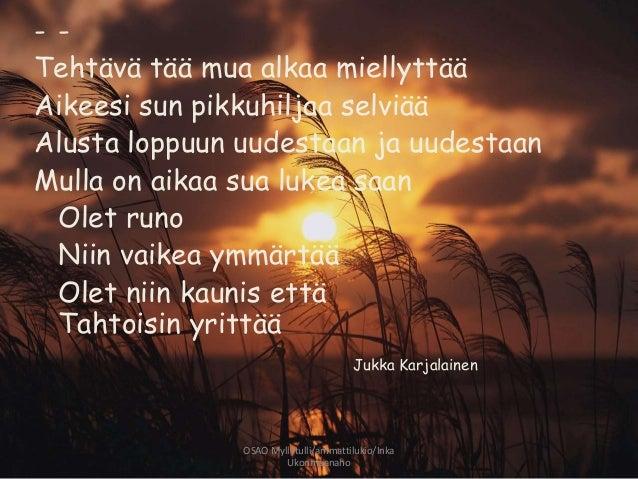 Lyhyt Kaunis Runo