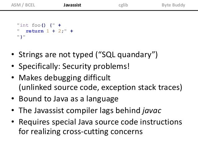 class SecuredService extends Service { @Override void deleteEverything() { methodInterceptor.intercept(this, Service.class...