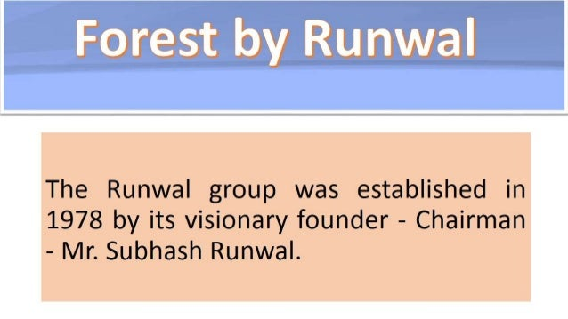 Know About Runwal Group