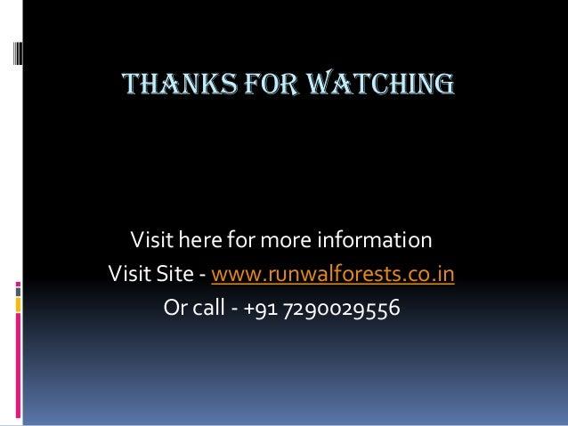 943672466b7b Runwal Forests - Runwal Forests Kanjurmarg