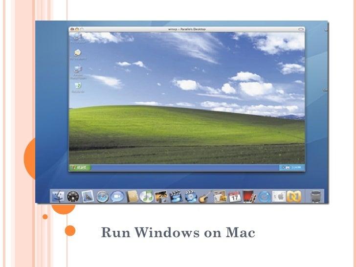 Run Windows on Mac