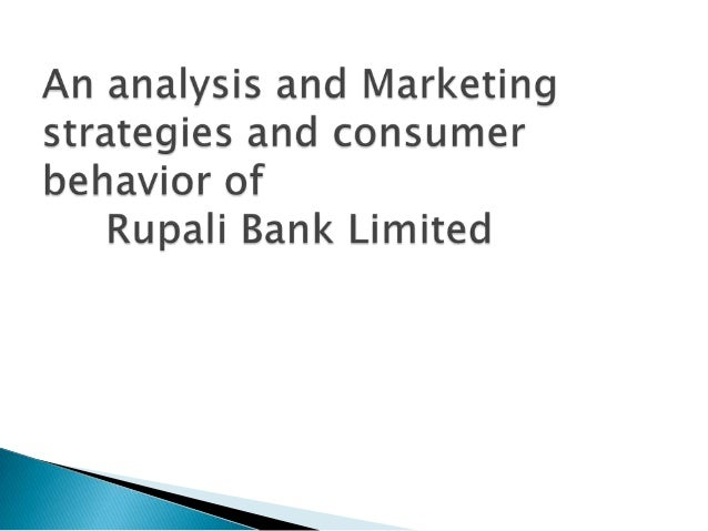 analysing the consumer behavior in the Understanding the importance of consumer behaviour is important for any organization analysing consumer's behaviour and knowledge for effective marketing of.