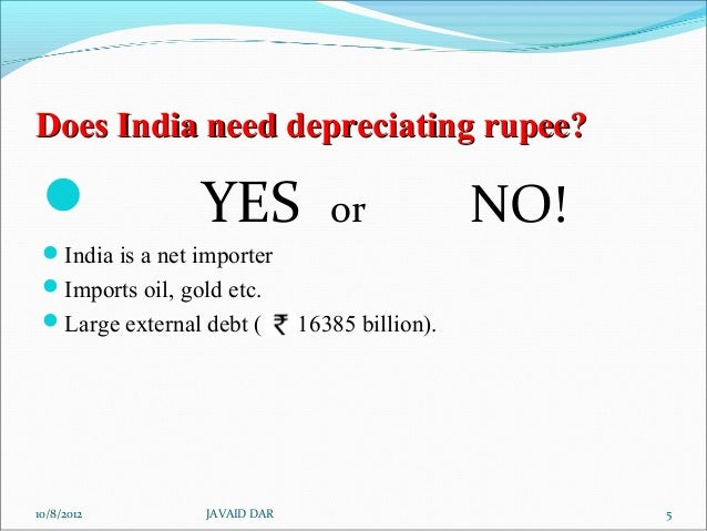 rupee depreciation Rupee depreciation surcharge dear customers, the indian rupee has seen a very steep decline in its value in the last 2 months to an all time low of nearly.