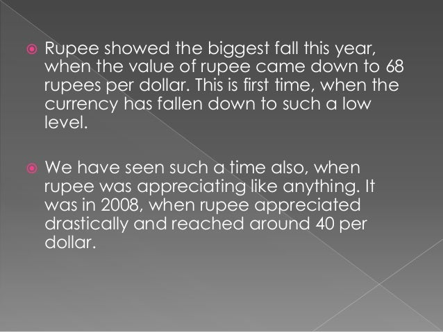 Indian rupee ends off record low at 775/$; currency down 12% in 2018 so far