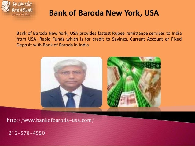 Bank of baroda forex rate card