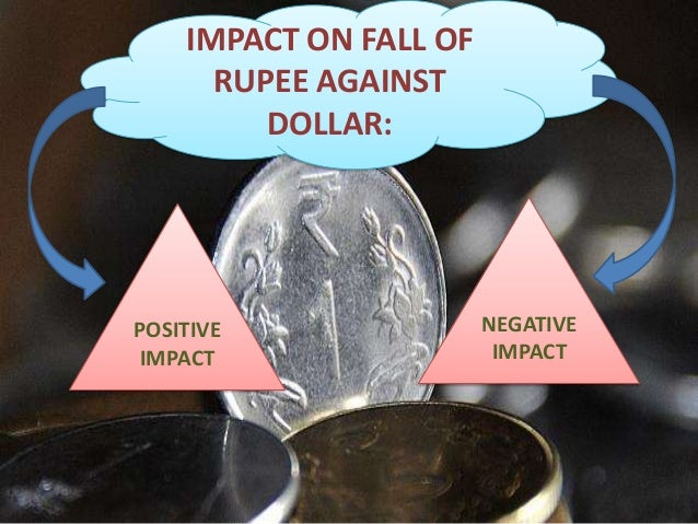 impact of downfall of rupee on Rupee value depriciation  please download to view.