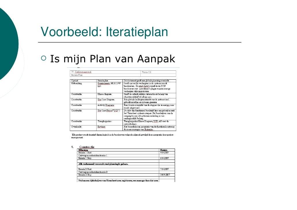 voorbeeld van plan van aanpak Voorbeeld Plan Van Aanpak Project | hetmakershuis voorbeeld van plan van aanpak