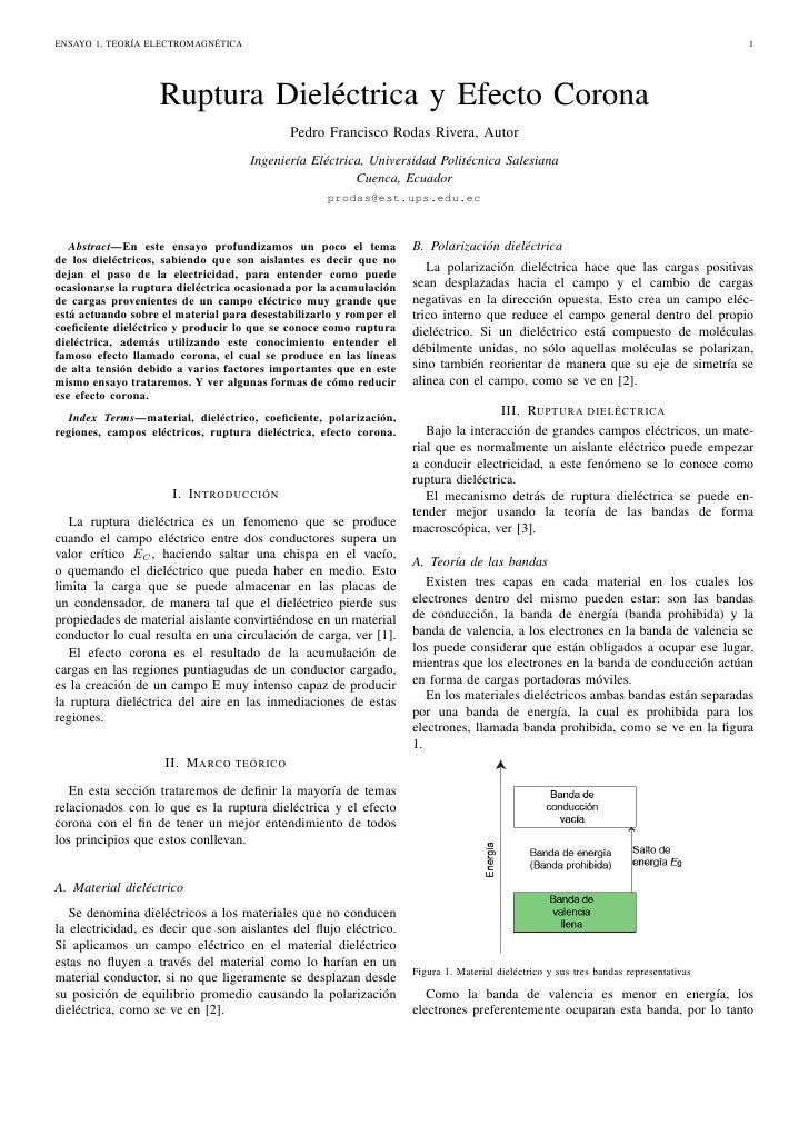 ENSAYO 1, TEORÍA ELECTROMAGNÉTICA                                                                                         ...