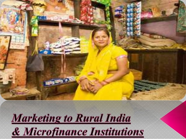  India's population is more than 1000 million, around 350 million, are living below the poverty.  Only 20% access loan f...