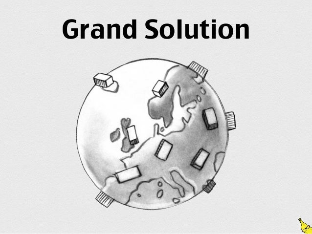 Grand Solution       Global community of local           innovators who are      connected via the thousands      of D+E S...