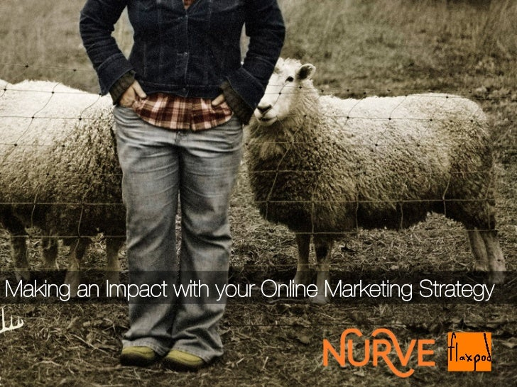 Making an Impact with your Online Marketing Strategy