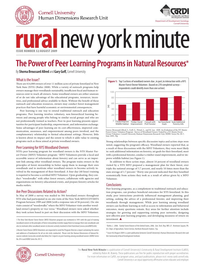 Department of Development Sociologyrural new york minute                                                                  ...