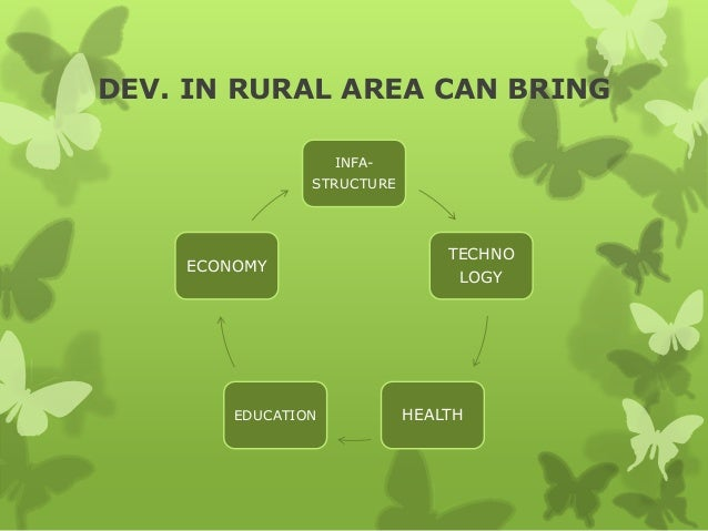 education improvement in rural area Most of the population in india stay in the rural areas that is why the  policymakers should focus more on rural education if the major portion.