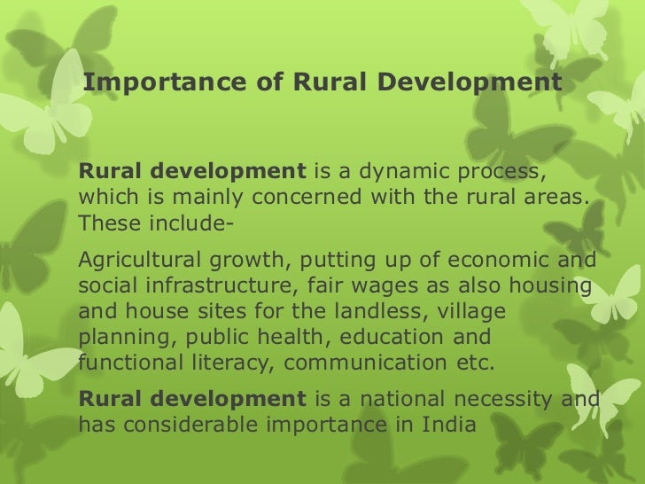write an essay on rural development in india Master thesis rural development looking for a world-class essay writing service we offer every type of essay service for a wide variety of topics.