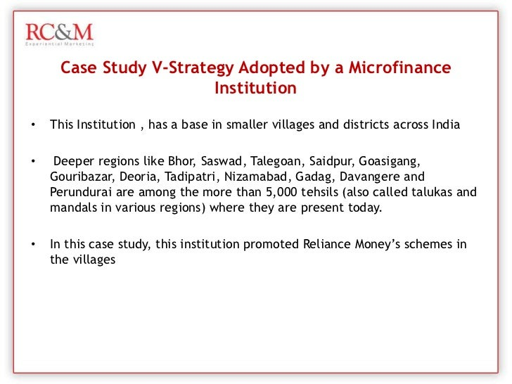 rural finance in india The rural cooperative credit structure (ccs) comprises much of india's rural  finance system with 112,309 primary agricultural credit societies (pacs),  linked.