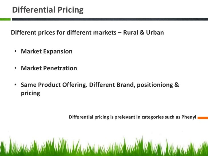 pricing strategy of fmcg firms Designing a marketing strategy for fmcg company many companies face the problem of allocating their precious marketing budgets across various marketing and sales initiatives in an effective manner.