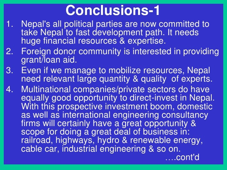 thesis on rural development in nepal Development: a case study of kagbeni vdc, nepal a thesis submitted in partial   diversifying tourism into rural areas in order to increase employment.