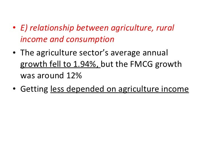 relationship between rural and urban sector in nigeria