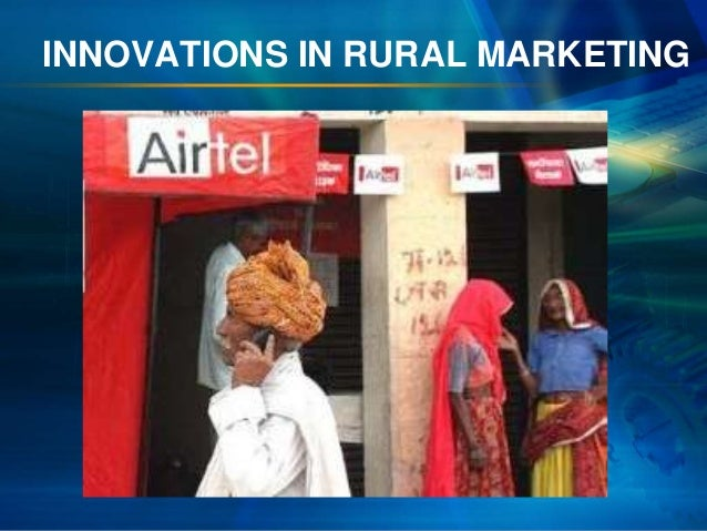 prospects for rural marketing in india Buying behavior of the rural consumer is subservient to varied factors and is different from urban consumers in many ways firstly majority of rural consumers stay in a joint family and most of the purchase decisions are taken by elders.