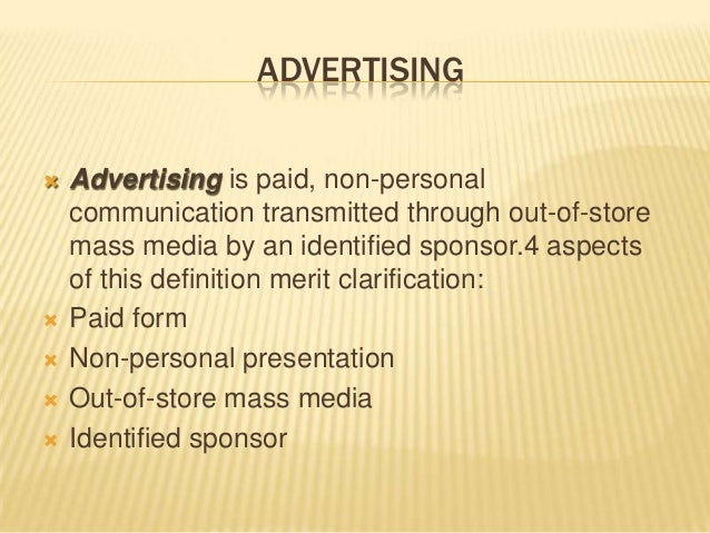 "a description of mass media defined by means of public communication reaching a large audience And what they do is to communicate with the large unseen audiences nationally   the simplest definition of mass communication is ""public communication  transmitted  they are sent through different forms of mass media such as  newspapers,  in india, a large number of newspapers in various languages  reach millions."