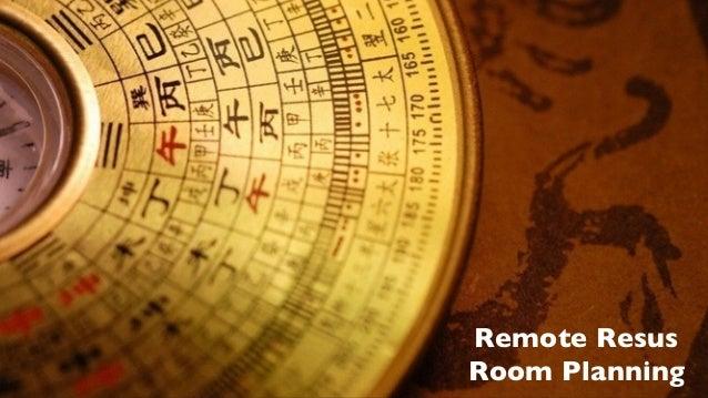 Remote Resus  Room Planning