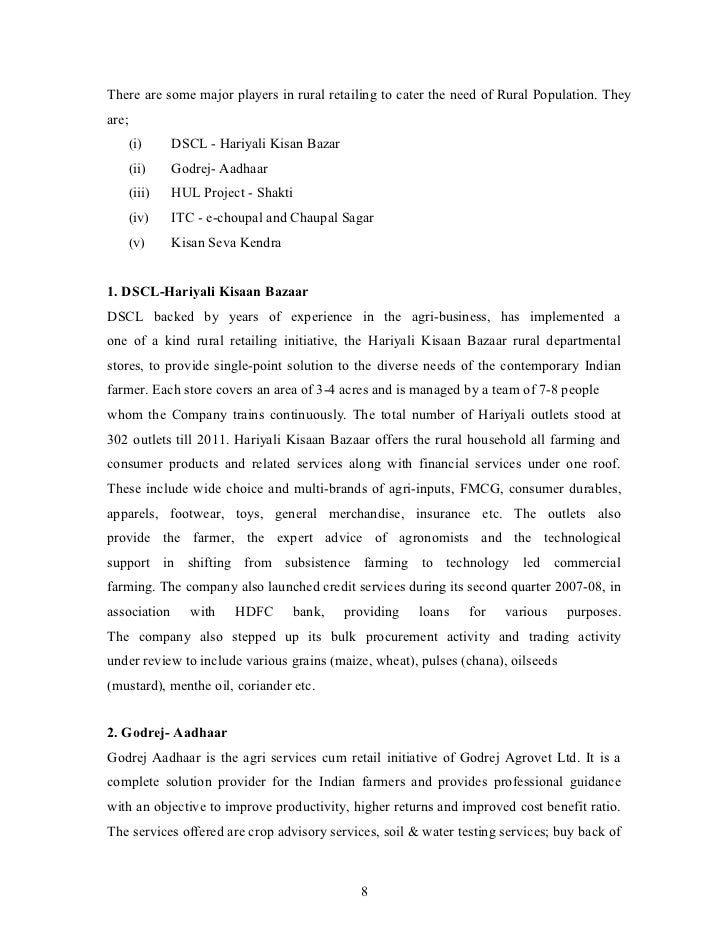 retailing in india research papers Detailed research and analysis report of the retailing sector in india by equitymaster.