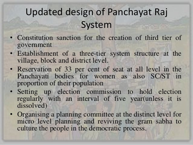 'Role of women in Panchayati Raj institutions should be maximized'