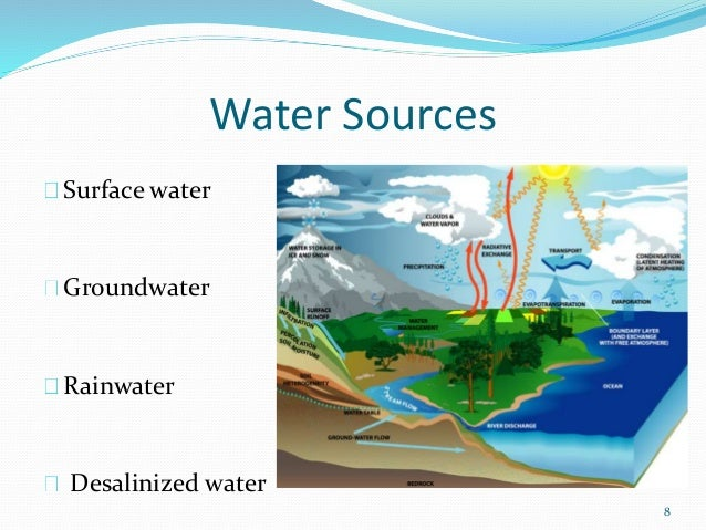 What Is An Improved Drinking Water Source