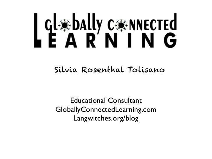 Century Skills, LiteraciesTolisano          Silvia Rosenthal     & Fluency               Educational Consultant           ...