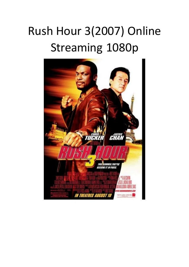 Rush Hour Streaming