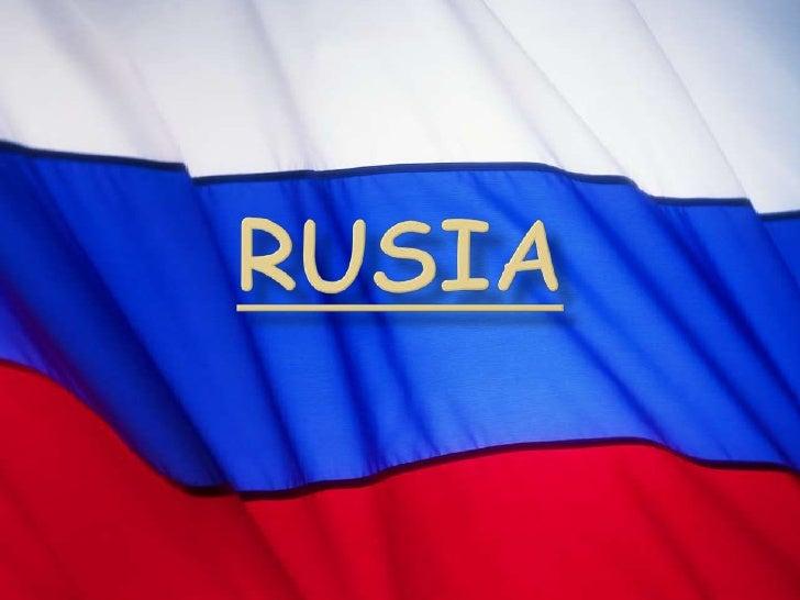 RUSIA<br />