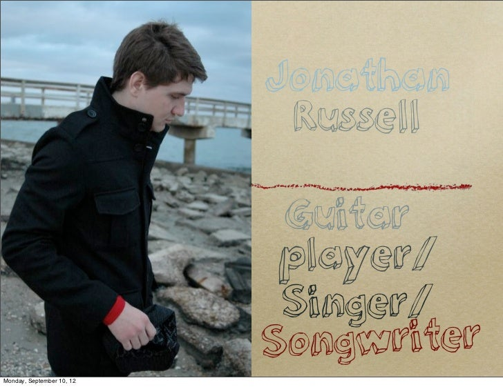 Jonathan                            Russell                            Guitar                            player/          ...