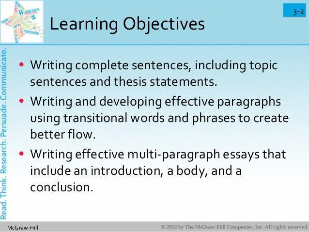 Persuasive essay online learning