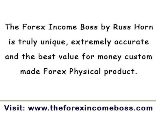 Forex income boss