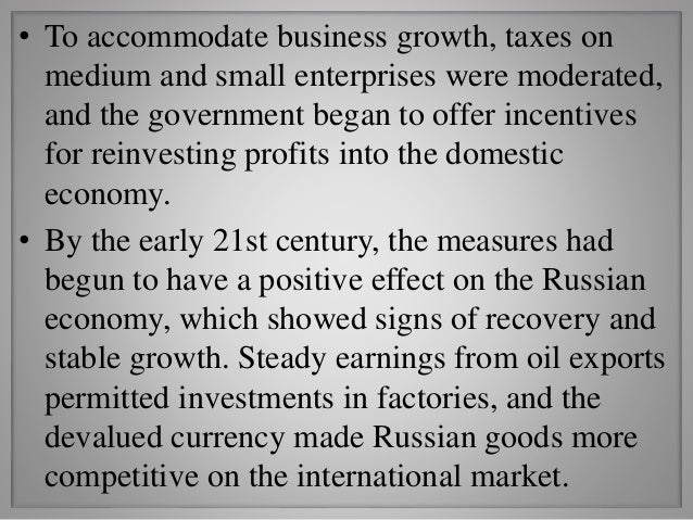 • In the post-Soviet years, foreign direct investment was encouraged, but it was constrained by unfavourable conditions, i...