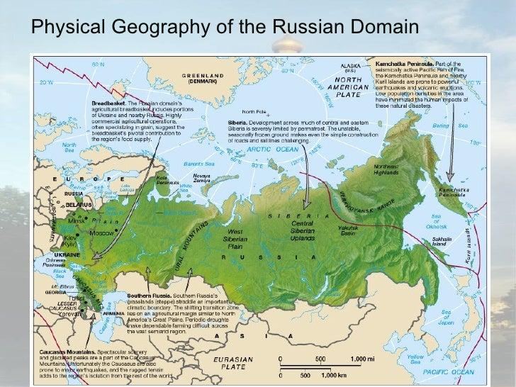 Russia slides