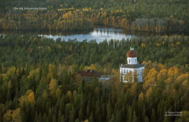 Russia from Above- Photographer Sergey Fomín