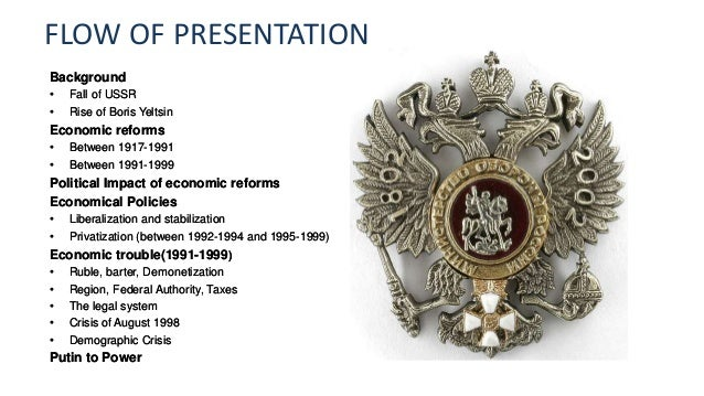 the great economic and political impact of the fall of the soviet union on russia Although the demise of soviet-style communism and the subsequent collapse of the soviet union brought profound political and economic changes, including the beginnings of the formation of a large middle class, for much of the postcommunist era russians had to endure a generally weak economy, high inflation, and a complex of social ills that.