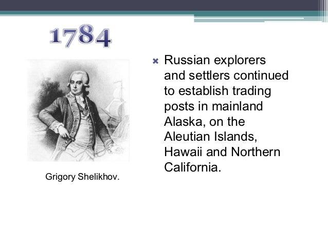 Russian american colonies Slide 3