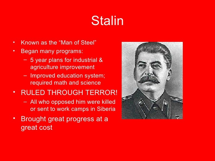 the progression from leninism to stalinism Leninism, trotskyism, stalinism: how are they different (selfsocialism) submitted 4 years ago by wackyjack93 einstein stalinism (or marxist-leninism.