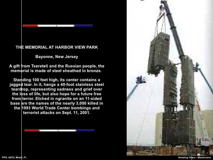 Russian 9-11 Memorial