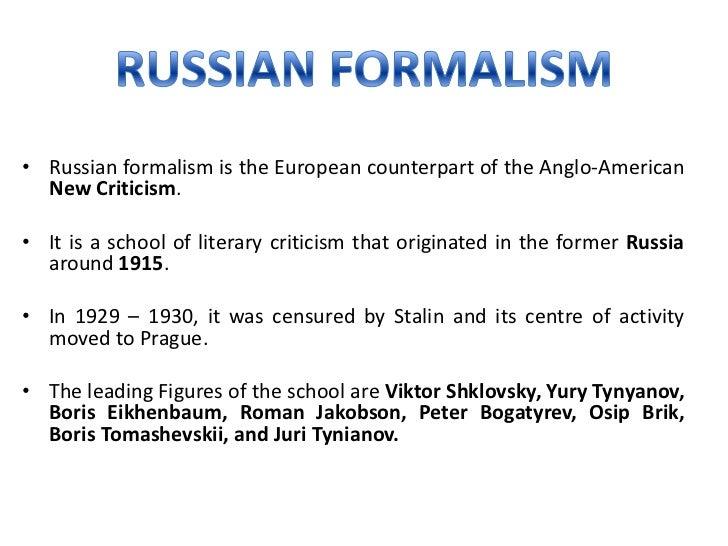 literary criticism examples