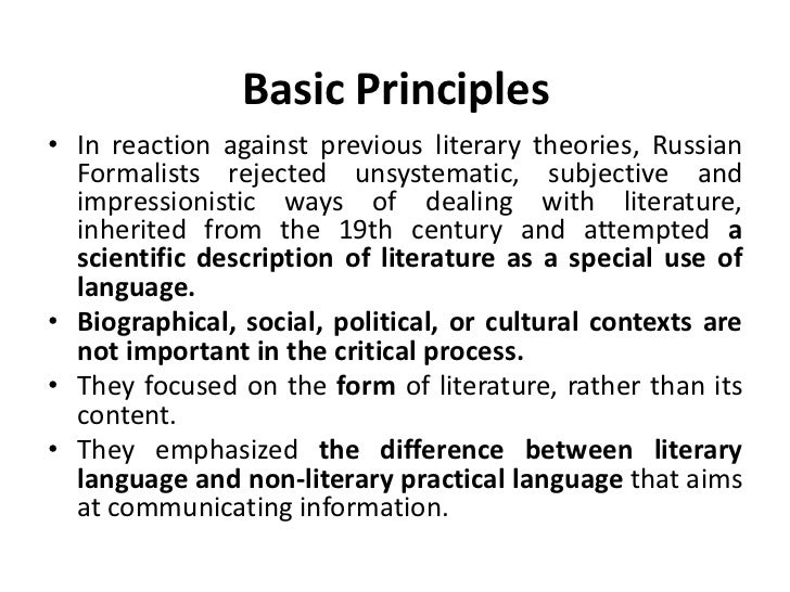 the four basic approaches to literary criticism This resource will help you begin the process of understanding literary theory and schools of criticism and how they are used in the academy a very basic way of thinking about literary theory is that these ideas act as different lenses critics use to view and talk about art, literature, and even.