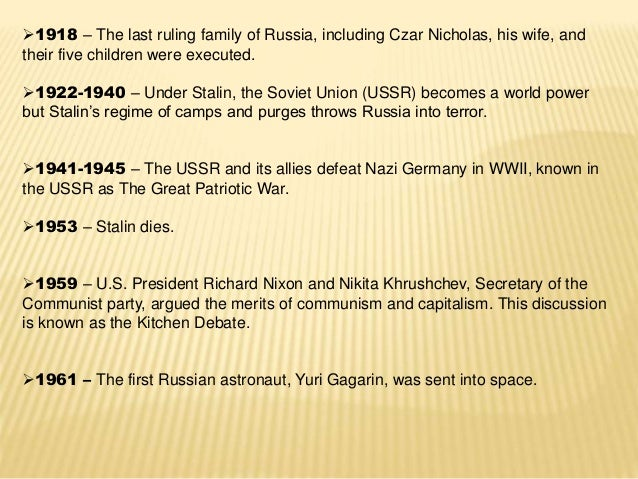 stalins impact on russian history Under stalin' s rule positive or what impact did collectivisation have on russia what impact did collectivisation have on russia.