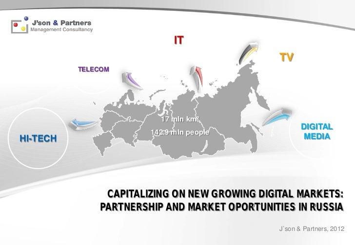 IT                                               TV          TELECOM                         17 mln km²                   ...