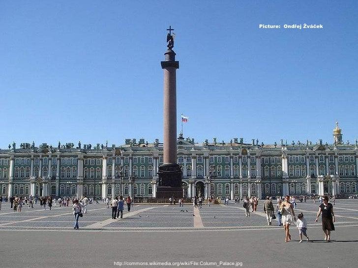Picture: Ondřej Žváčekhttp://commons.wikimedia.org/wiki/File:Column_Palace.jpg