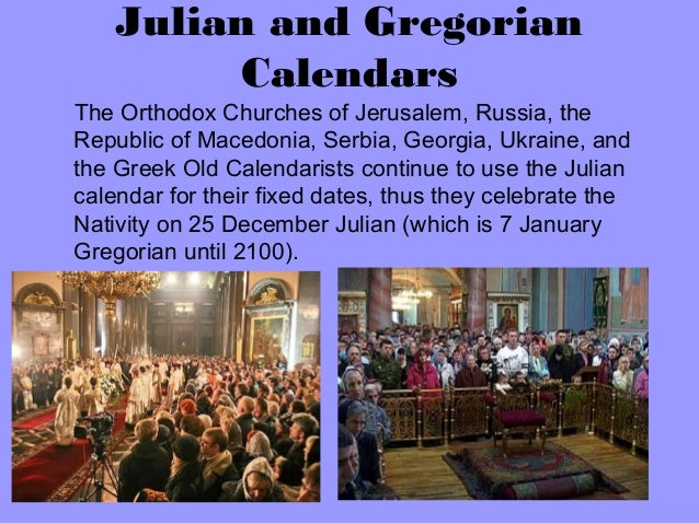 12 - When Is Greek Orthodox Christmas