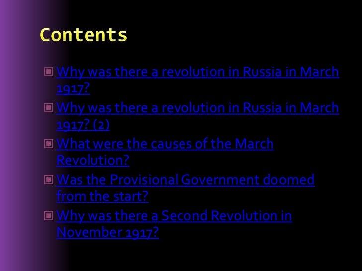 Russian Revolution March 1917 Essay - image 8