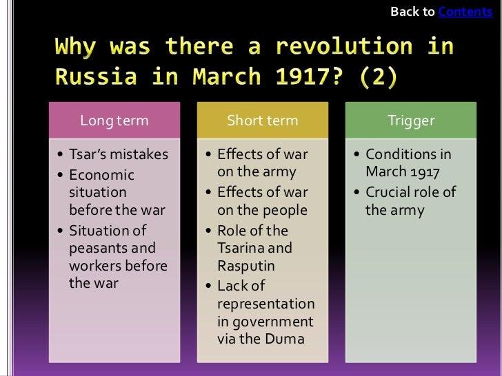 Russian Revolution March 1917 Essay - image 6
