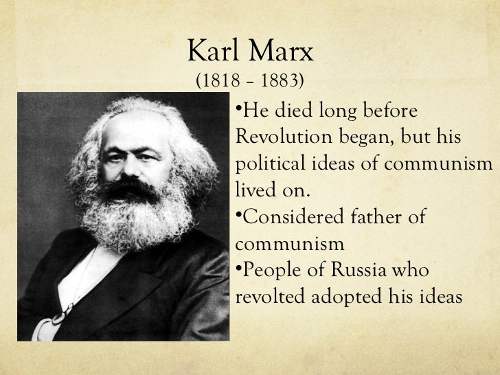 the idea of family business in the communist manifesto by karl marx Karl marx's concept of ownership implies that some form or another of  in the  communist manifesto marx proposes that the communist society.